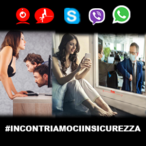 #INCONTRIAMOCIINSICUREZZA